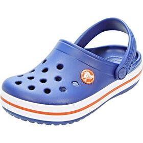 Crocs Crocband Clogs Niños, azul